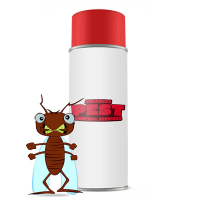 Arkansas Pest Control Spray Can